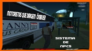 Sistema de NPCS - DOWNLOAD - SAMP PROGRAMMER