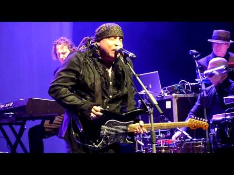 Little Steven & The Disciples Of Soul  Until the Good Is Gone  Indigo2, London  October 2016