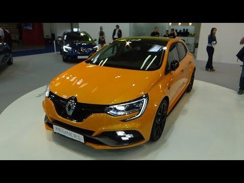 2018 Renault Megane R.S. TCe 280 EDC - Exterior and Interior - Auto Salon Bratislava 2018