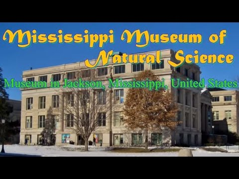 Visit Mississippi Museum of Natural Science, Museum in Jackson, Mississippi, United States