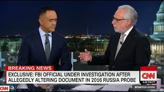 Former FBI lawyer under investigation after allegedly altering document in 2016 Russia probe