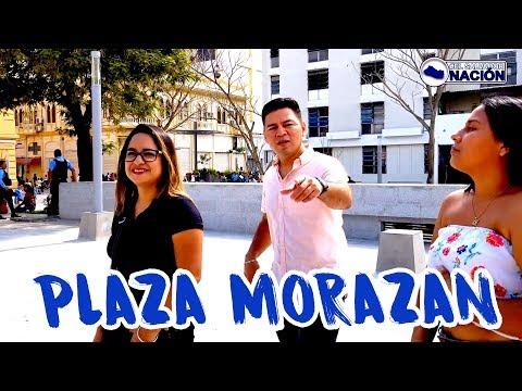 Plaza Francisco Morazán Centro Historico San Salvador