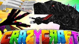 Today we defeat Mobzilla (Godzilla Mod) for the finale of Minecraft...