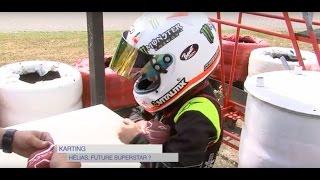 Karting : Jimmy Hélias, future superstar ?