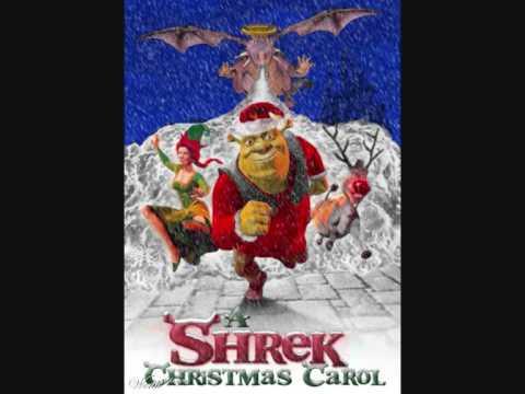 Shrek Christmas.Shrek 12 Days Of Christmas