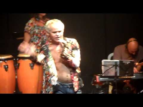 Gero Camilo no Armazém Cultural - Brasileiramente linda