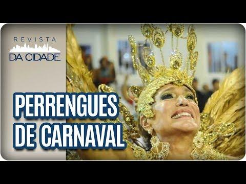Famosos Que Enfrentaram Imprevistos No Carnaval - Revista Da Cidade (12/02/18)