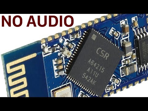 How to Enable Analog Audio on the CSRA64215 Bluetooth Chip