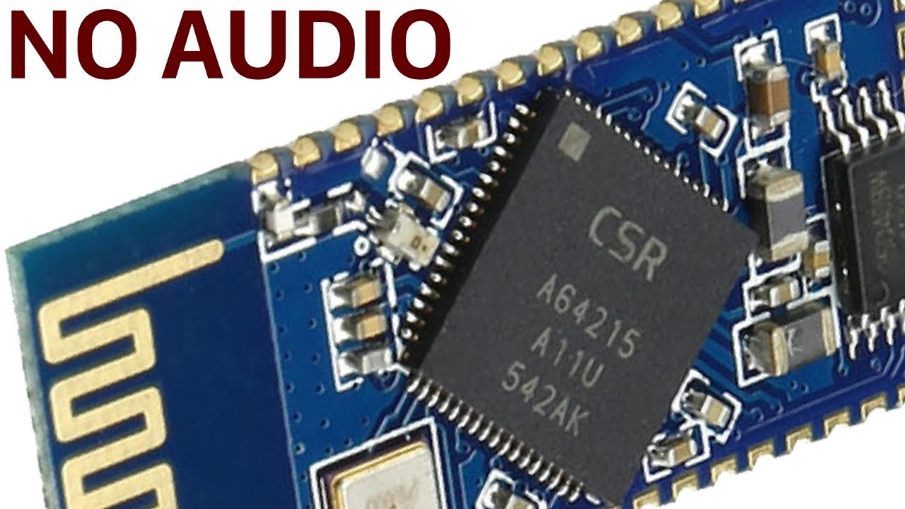 How to Enable Analog Audio on the CSRA64215 Bluetooth Chip by Darieee