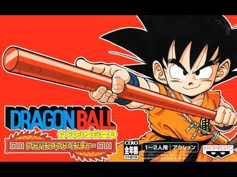 dragon ball baton magique
