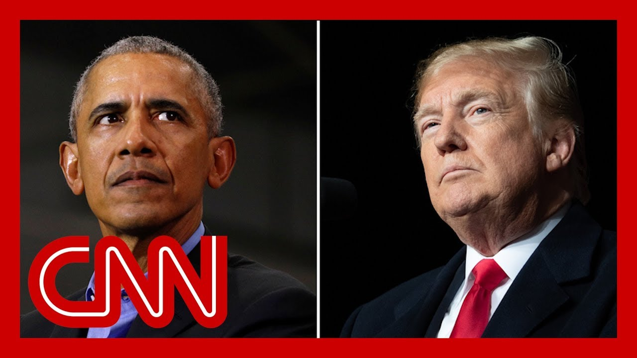 Download Hear Trump criticize Obama for playing golf during crisis