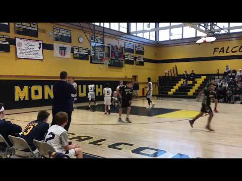 Eatontown Memorial vs Tinton Falls  @ Monmouth Regional High School 2/5/18