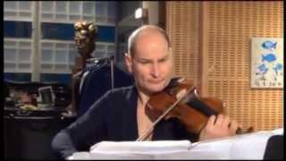 Arvo Pärt FRATRES pour Violon, ensemble à cordes et percussions
