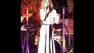 Полина Гагарина - Колыбельная Live at La Maree(Колыбельная Загляни ты в сердечко мне И скажи
