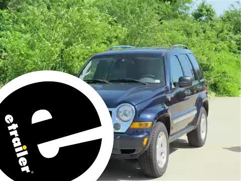 etrailer | Trailer Wiring Harness Installation - 2006 Jeep Liberty - YouTubeYouTube