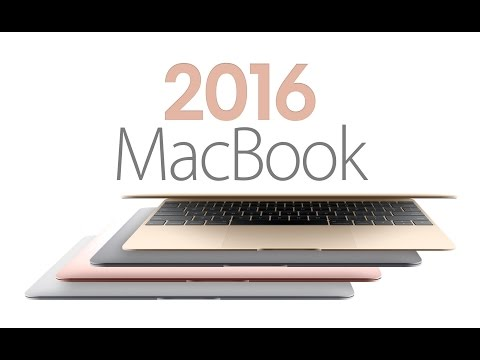 2016 Macbook Refresh - What's New!
