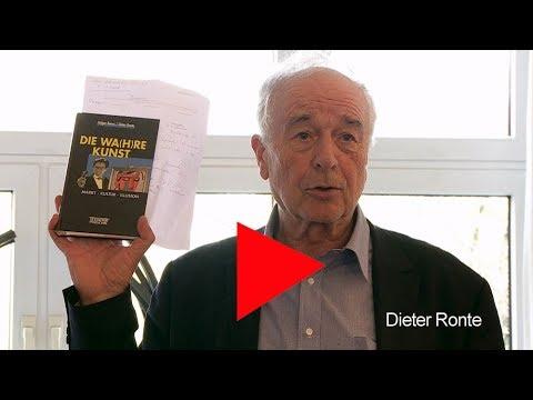 Dieter Ronte - Die wa(h)re Kunst - Jour fixe in der Stiftung für Kunst und Kultur eV