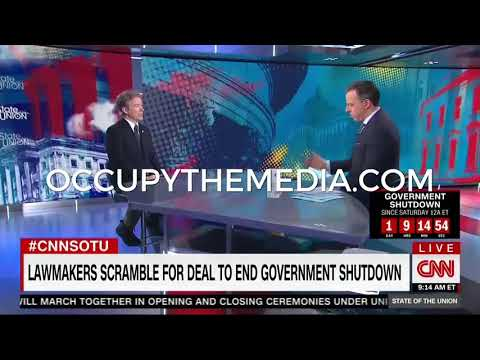 Rand Paul on 'State of the Union' to Discuss Government Shutdown & Trump Signing 702 Bill