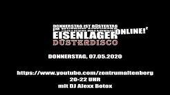 Altenberg TV - Live - No.4 Eisenlager Online DJ Alexx Botox