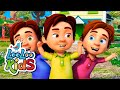 A Ram Sam Sam - THE BEST Songs for Children | LooLoo Kids