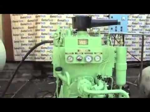TANABE AIR COMPRESSOR TYPE - H 74