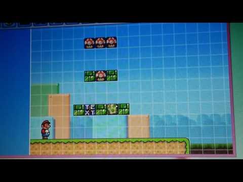 Mario editor showcase:yoshi matters!!!