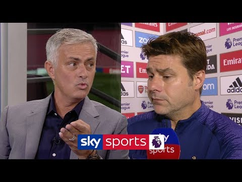 Jose Mourinho empathises with Mauricio Pochettino after emotive interview   Super Sunday