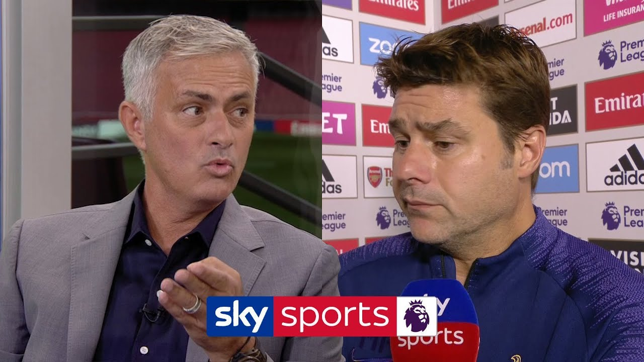 Jose Mourinho empathises with Mauricio Pochettino after emotive interview | Super Sunday