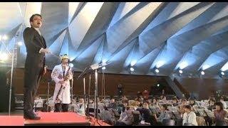 管打楽器の愛好家らの音楽イベント「ブラス・ジャンボリー2014」が...