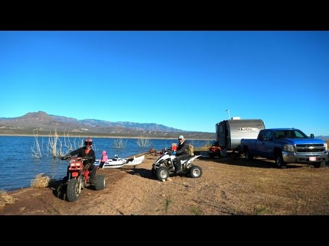 Lake roosevelt arizona campgrounds with hookups