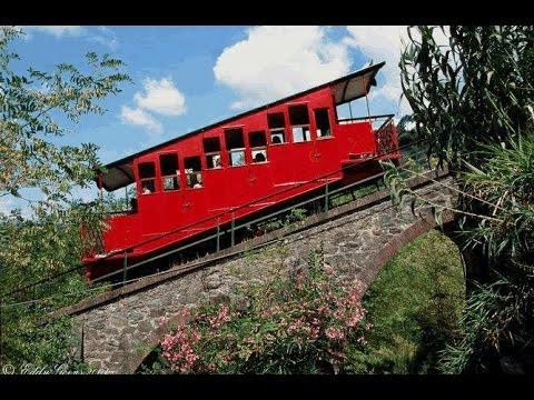Travel tips Tuscany: Funicolare Cable Railway - Montecatini