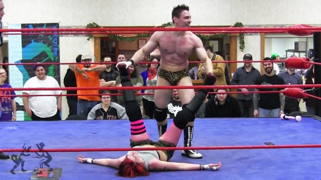 """Download Beyond Wrestling [Free Match] Addy Starr vs. Stan Stylez - """"Off The Grid"""" Intergender Mixed ISW AIW"""