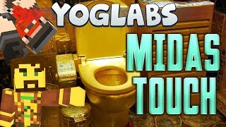 Minecraft Mods - Midas Touch - Yoglabs