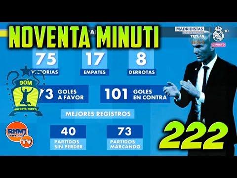 90 MINUTI 222 Getafe 1-2 Real Madrid HD (16/10/2017)