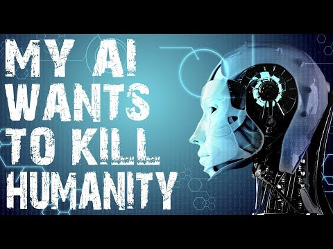 I Created Artificial Intelligence that Wants to Destroy Humanity | Creepypasta | (Scary Story)