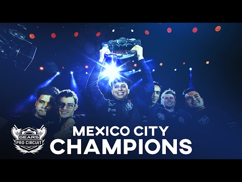 EnVy Gears of War - MEXICO CITY OPEN CHAMPIONS!