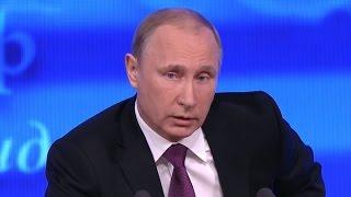 Путин о Порошенко: один в Киеве не воин
