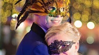 Piękne zaślubiny z teatralnym akcentem w Pałacu Brunów  - M&M i ich teledysk ślubny