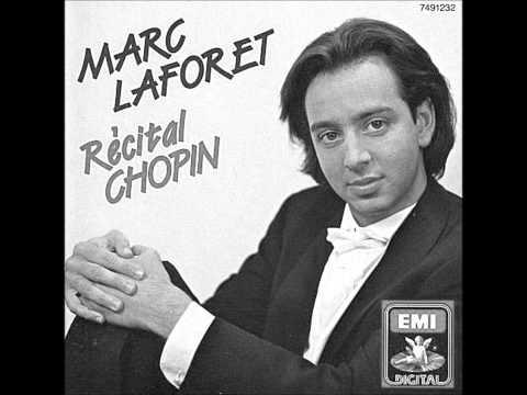 MARC LAFORET plays CHOPIN 4 Mazurkas Op.24 (1986)