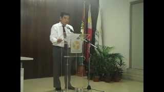Tatlong libro ni Danilo A. Arao: Inilunsad sa CMC, UP Diliman (Part 2/2)