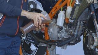 Рекомендації від Ipone: як замінити моторне масло?