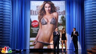 Jimmy Unveils the Sports Illustrated Swimsuit Cover thumbnail