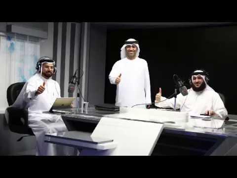 Sharjah Radio Diploma Program shots