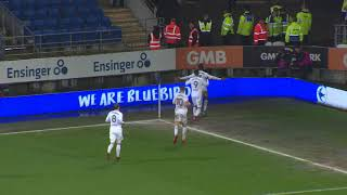 HIGHLIGHTS: CARDIFF CITY 2-4 FULHAM