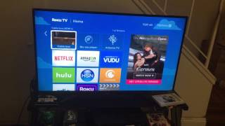 Sharp:Roku Television from Best Buy