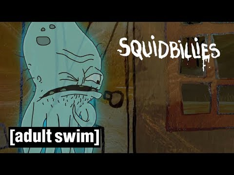 The Ghost of Early's Daddy   Squidbillies   Adult Swim