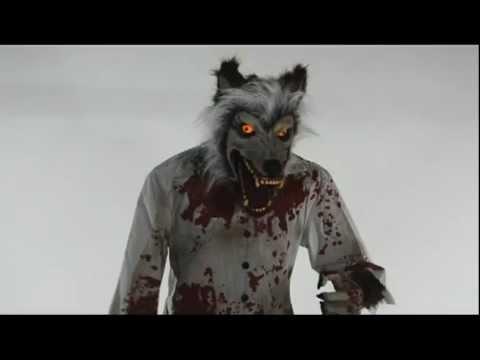 Limb Ripper Werewolf - Spirit Halloween - YouTube