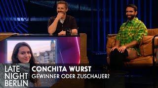 Conchita Wurst rät Castingshow-Gewinner oder Zuschauer? | Late Night Berlin | ProSieben