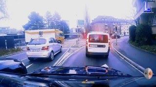 Permis de conduire examen pratique voiture à moteur système universel Suisse France Belgique 2016