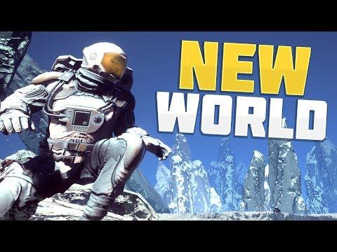 Osiris New Dawn - A BRAND NEW WORLD TO EXPLORE! Can We Survive? - Osiris New Dawn Gameplay